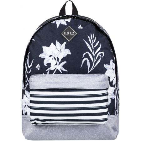 Women's backpack - Roxy SUGAR BABY PRINTED 2 - 1