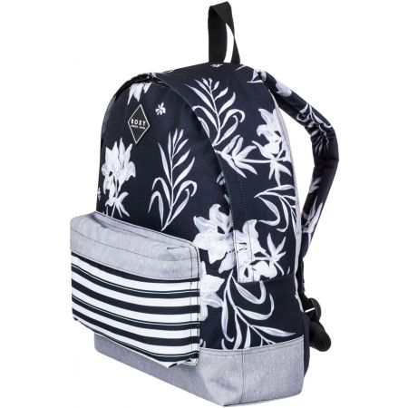 Women's backpack - Roxy SUGAR BABY PRINTED 2 - 2