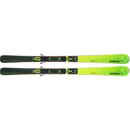Zjazdové lyže - Elan ELEMENT GREEN LS + EL 10 - 4