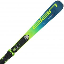 Elan SL FUSION + EMX 11 - Racing downhill skis
