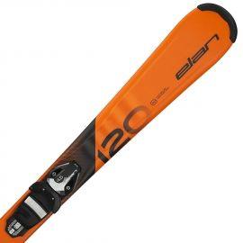 Elan RS RIPSTICK QS + EL 4.5 - Junior downhill skis