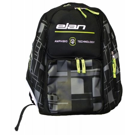 Elan BACKPACK 4D - Skiing gear backpack