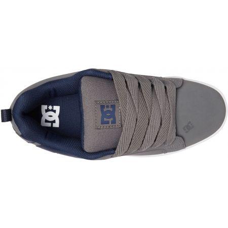 Pánská volnočasová obuv - DC COURT GRAFFIK - 4