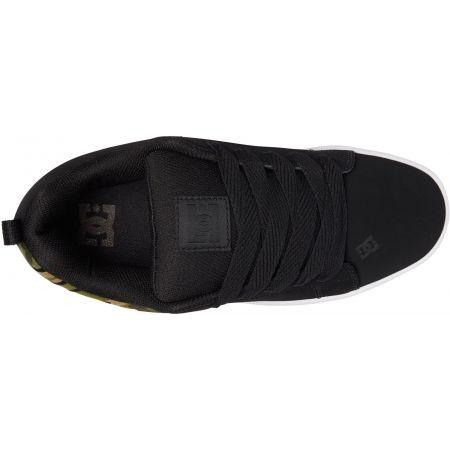 Pánská volnočasová obuv - DC COURT GRAFFIK SQ - 4