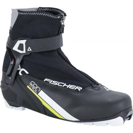 Kombi boty na běžky - Fischer XC CONTROL - 2