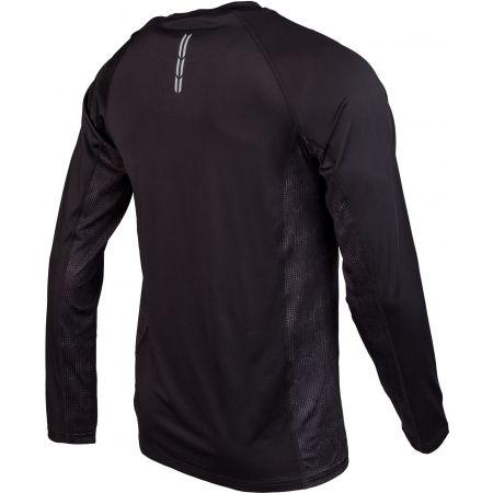Pánské triko s dlouhým rukávem - Lotto BLAKE - 3
