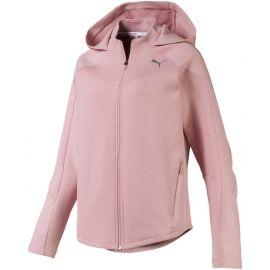 Puma EVOSTRIPE FZ HOODY - Women's hoodie