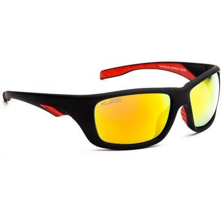 Štýlové polarizačné slnečné okuliare - Bliz SLNEČNÉ OKULIARE - 3