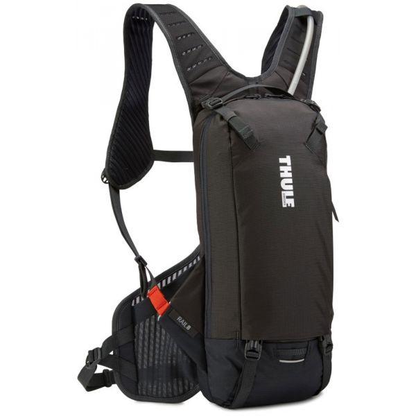 THULE RAIL BIKE 8L černá NS - Cyklistický batoh