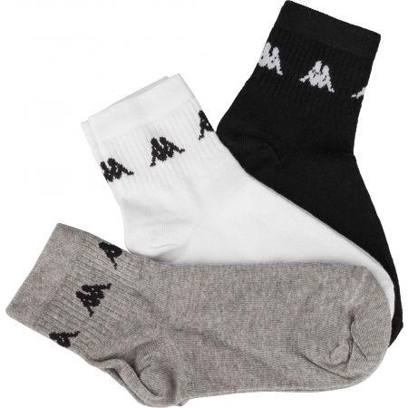 Kappa ZORAZ 3PACK - Ponožky