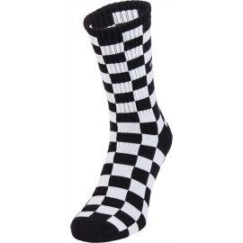 Vans MN CHECKERBOARD CREW II - Unisex ponožky