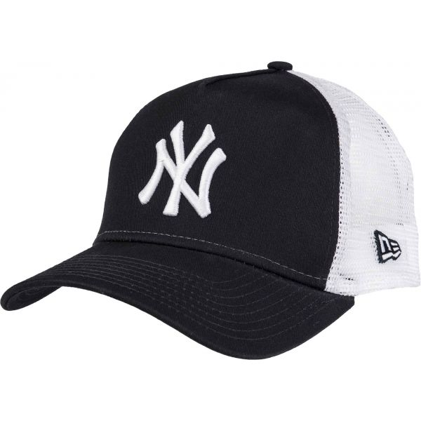 New Era CLEAN TRUCKER NEW YORK YANKEES - Pánska klubová truckerka