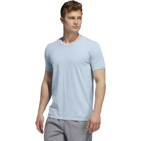 Мъжка тениска за бягане - adidas 25/7 TEE - 4