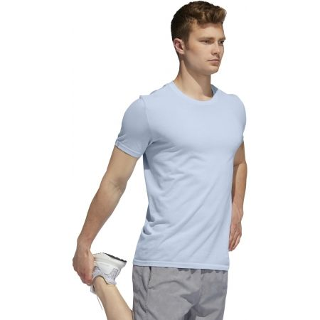 Мъжка тениска за бягане - adidas 25/7 TEE - 5