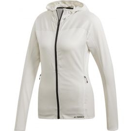 adidas TERREX TRACEROCKER HOODED FLEECE - Дамски суитшърт