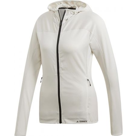 adidas TERREX TRACEROCKER HOODED FLEECE - Women's hoodie