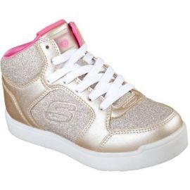 Skechers E-PRO-GLITTER GLOW - Tenisówki świecące dziewczęce