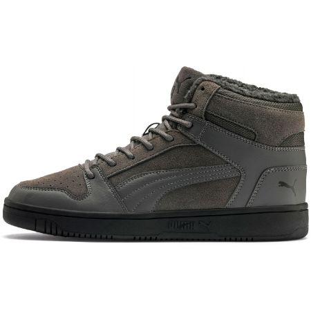 Men's leisure footwear - Puma REBOUND LAYUP SD FUR - 3