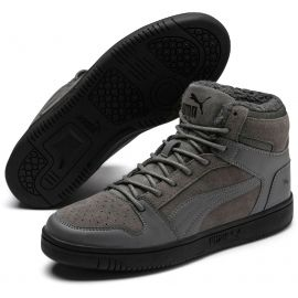 Puma REBOUND LAYUP SD FUR - Pánská volnočasová obuv