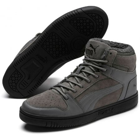 Puma REBOUND LAYUP SD FUR - Men's leisure footwear