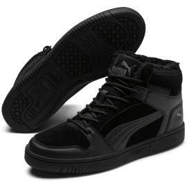 Puma REBOUND LAYUP SD FUR - Pánska voľnočasová obuv