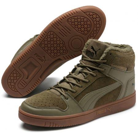 Puma REBOUND LAYUP SD FUR - Men's leisure footwear