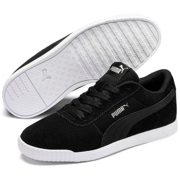Puma CARINA SLIM SD černá 7 - Dámská volnočasová obuv