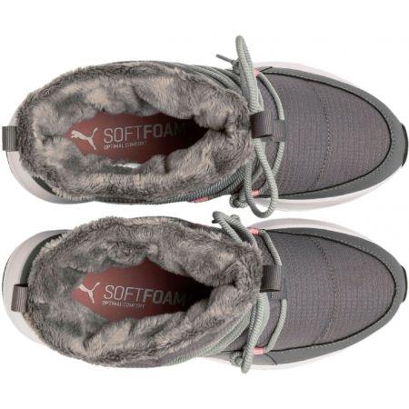 Dámska zimná obuv - Puma ADELA WINTER BOOT - 4