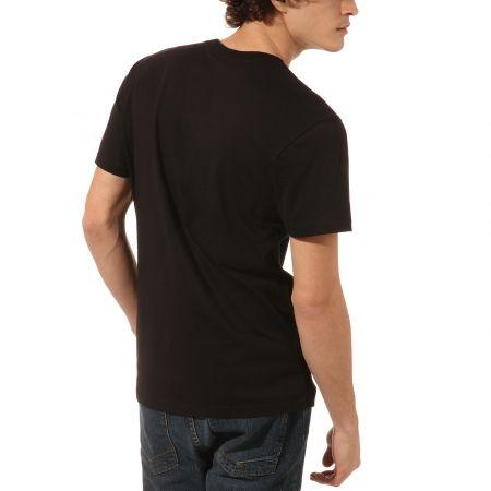 Мъжка тениска - Vans MN VANS EASY BOX SS - 3
