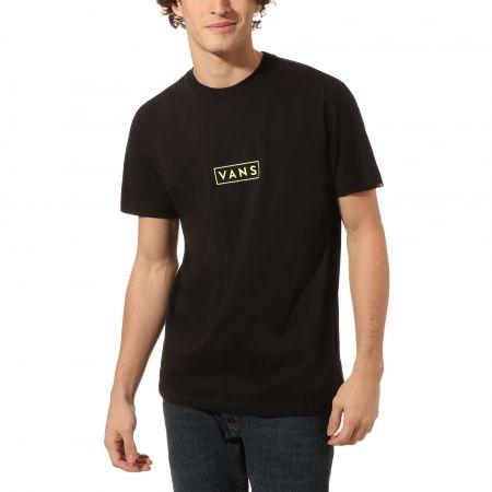 Мъжка тениска - Vans MN VANS EASY BOX SS - 2