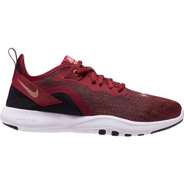 Nike FLEX TR 9 W červená 8.5 - Dámská tréninková obuv