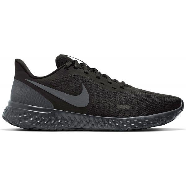 Nike REVOLUTION 5 černá 10 - Pánská běžecká bota