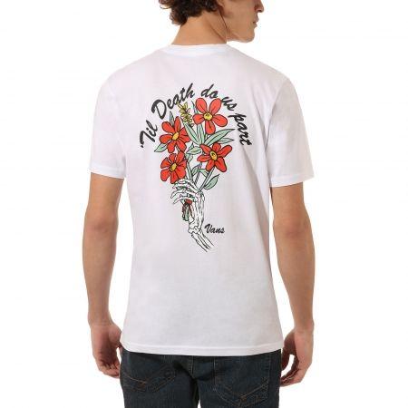 Pánské tričko - Vans MN TIL DEATH POCKET TEE - 4