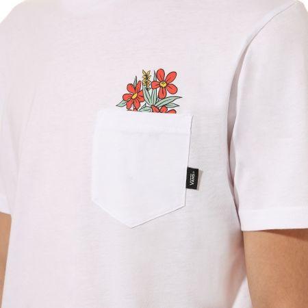 Pánské tričko - Vans MN TIL DEATH POCKET TEE - 3