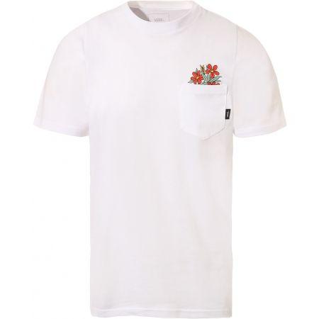 Pánské tričko - Vans MN TIL DEATH POCKET TEE - 1