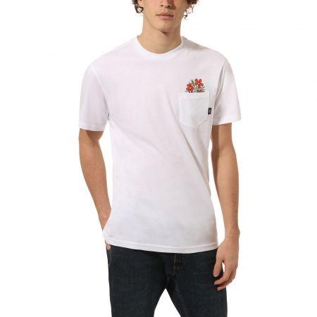 Pánské tričko - Vans MN TIL DEATH POCKET TEE - 2