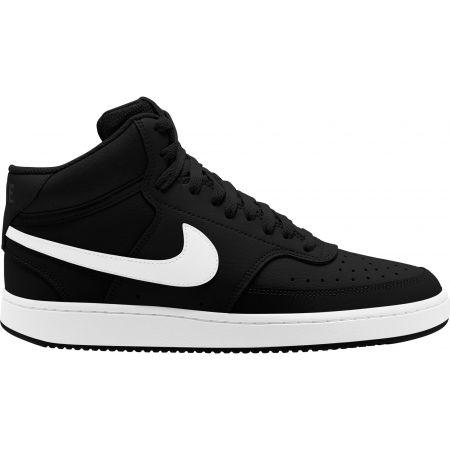 Pánská kotníková obuv - Nike COURT VISION MID - 1