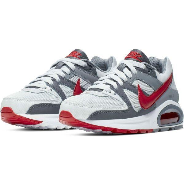 Nike AIR MAX COMMAND FLEX GS - Chlapčenská voľnočasová obuv