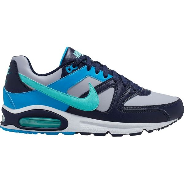 Nike AIR MAX COMMAND tmavě modrá 11.5 - Pánská volnočasová obuv
