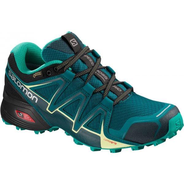Salomon SPEEDCROSS VARIO 2 GTX W zelená 8 - Dámská trailová obuv