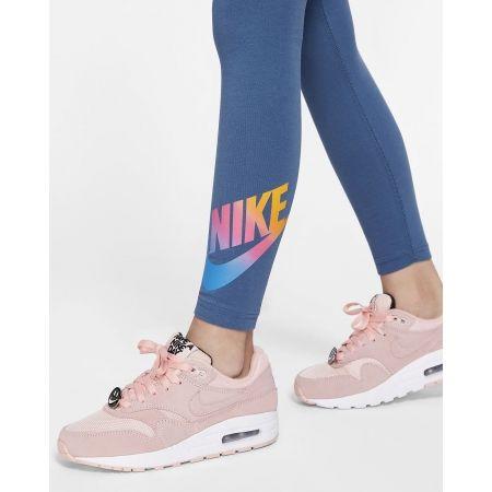 Dievčenské legíny - Nike NSW FAVORITES FF LEGGING - 6