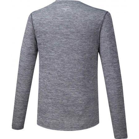 Pánské běžecké triko s dlouhým rukávem - Mizuno IMPULSE CORE LS TEE - 2