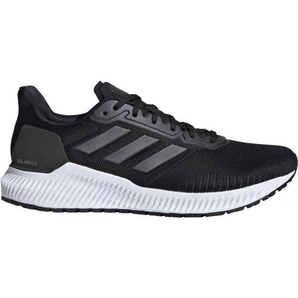 adidas SOLAR RIDE M czarny 10 - Obuwie do biegania męskie