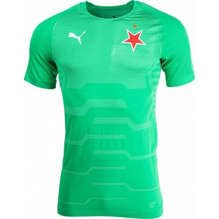 Puma SLAVIA FINAL EVOKNIT GK - Men's goalkeeper T-shirt