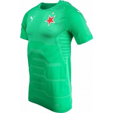 Pánske brankárske tričko - Puma SLAVIA FINAL EVOKNIT GK - 2