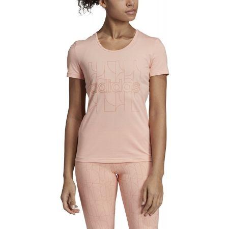 Women's T-shirt - adidas MOTION T-SHIRT - 3