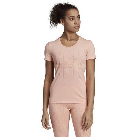 Women's T-shirt - adidas MOTION T-SHIRT - 4