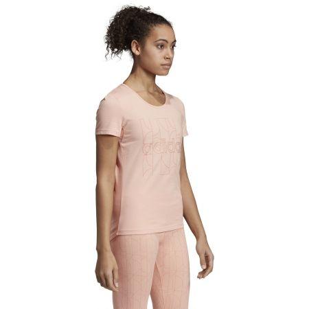 Women's T-shirt - adidas MOTION T-SHIRT - 5