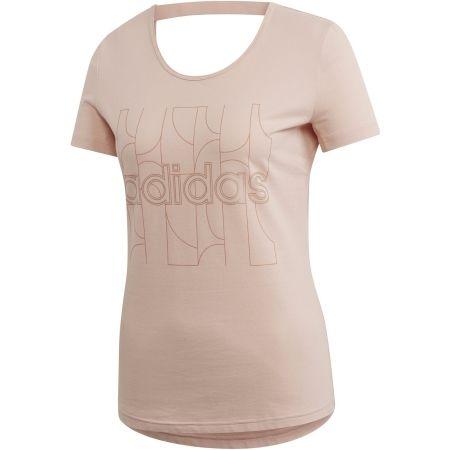 adidas MOTION T-SHIRT - Dámské tričko