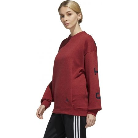 Дамски суитшърт - adidas W S2S SWT CREW - 6